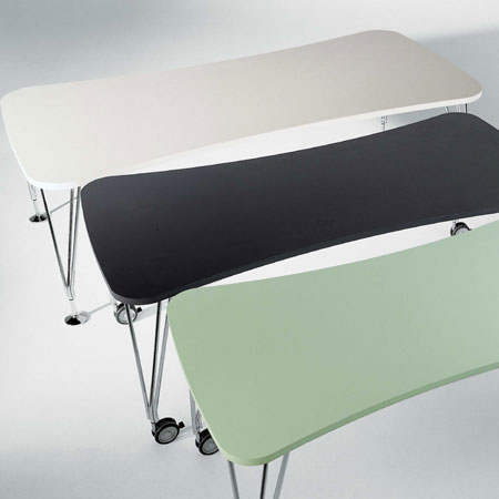 kartell max table, mobile