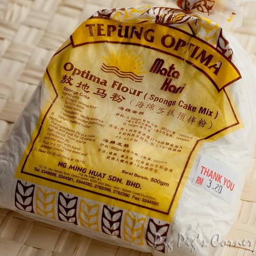 optima flour