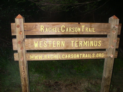 Start sign of the rachel carson