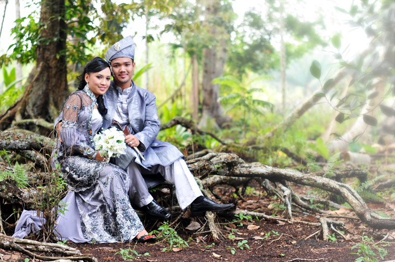 Wedding : Juliana + Hazim