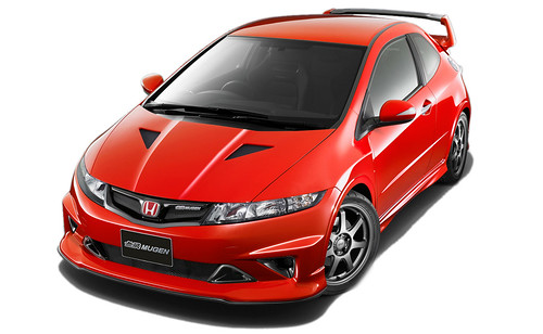 honda civic type r ep3 mugen. A Type-R should be a no holds
