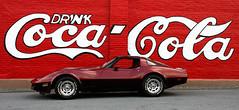 1981 Corvette:1894 Coke Sign (jmaurophoto) Tags: gm coke 1981 cocacola corvette generalmotors photogrpahy cocacolasign photogrpaher outdoorsign atlantaphotographer 1981corvette aroadbiker jmaurophoto wwwjmaurophotocom powderspringsphotographer atlantaphotogrpahy powderspringsportraitphotographer