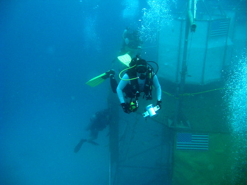 NEEMO 14 - Chris A. Hadfield - Thomas H. Marshburn 4627024115_e233ca674e
