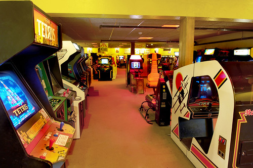 THE AMERICAN CLASSIC ARCADE MUSEUM