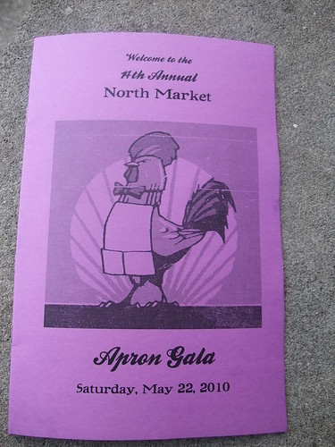 North Market Apron Gala Program