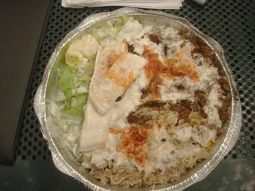 9. Famous Halal Guys on 52nd (fmr. Shendy's