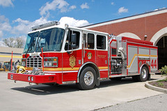 Indianapolis Fire Department. Engine 44 (RJACBclan) Tags: firetruck fireengine ferrara indianapolisindiana pumper ifd fireapparatus indianapolisfiredepartment engine44 ifdengine44