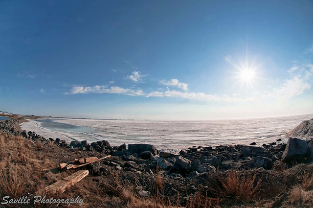 Arctic Ocean Shoreline
