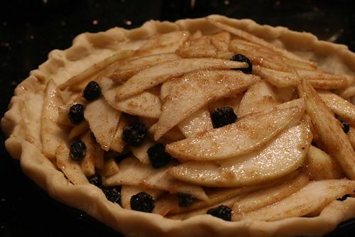 fruit in crust