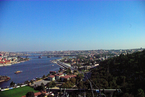 Golden Horn, Haliç, İstanbul, Turkey, pentax k10d