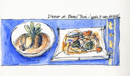 090107 Thai Dinner
