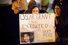 Oscar Grant Was Executed