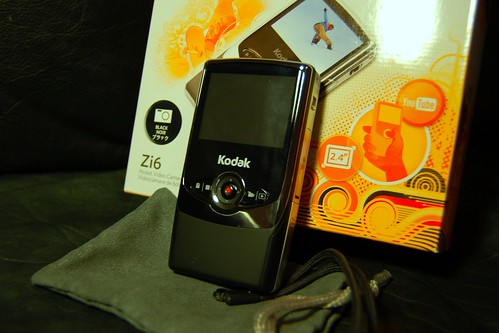 Camera, Box, & Bag