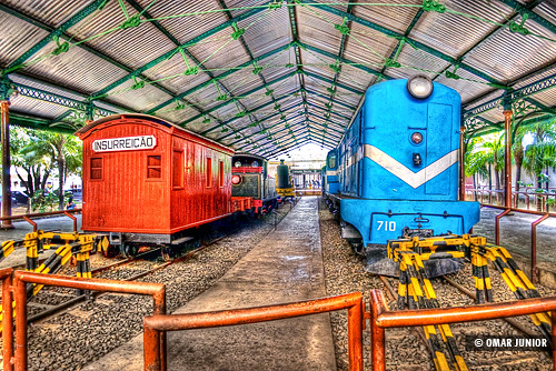 Museu do Trem do Recife | HDR
