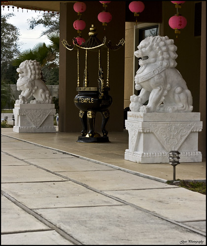 Guang Ming Temple - Orlando, FL