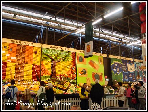 Ekka Brisbane Exhibition