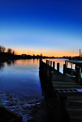 Early Morning on the Water (Tim Serge) Tags: nikon southernmaryland solomonsisland nikond80 nikkor18135mmf3556g capturenx2