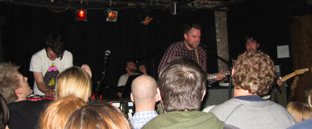 Frightened Rabbit, Great Scott, January 19, 2009
