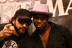 Mike Portnoy, John Blackwell