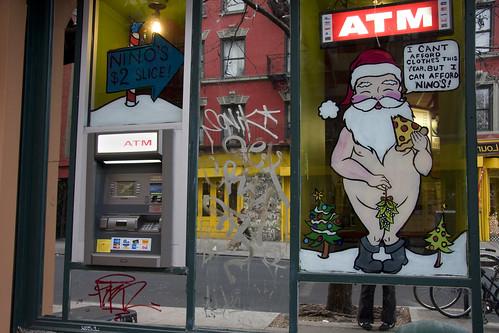 East Village Santa Land