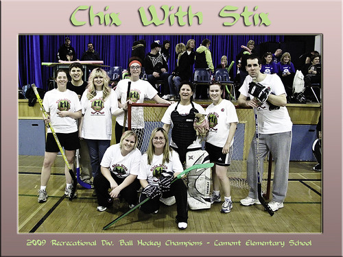 ~ Ball Hockey Champs 2009 ~