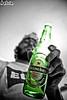 (baketa) Tags: verde green beer heineken elvis alcohol bier cerveja bière álcool baketa