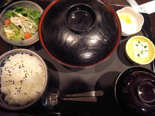 親子丼 Oyakodon