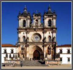 Alcobaca (Suriaa) Tags: portugal church alcobaca portugalia unityindiversity ilustrarportugal savebeautifulearth poryugalia