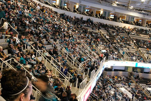 Sharks vs. Coyotes