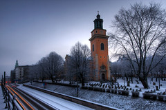 Church of S:t Mary, Stockholm