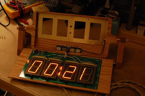Steampunk Timekeeping Instrument - Laid Out