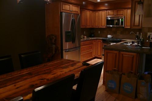 The Condo Kitchen