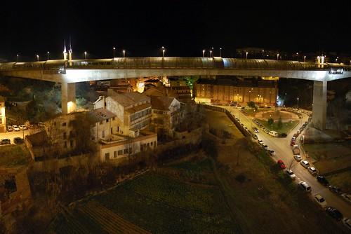 Viaducto nuevo de Teruel