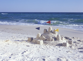 Sandcastle on Panama City Beach