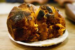 chorizo challah loaf