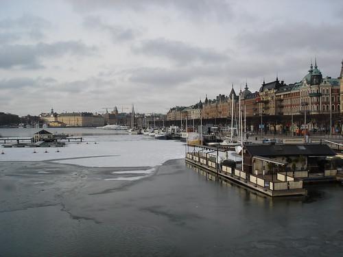 djurgårdsbron, stockholm von Ihnen.