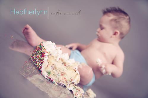 Cake smash time!!!