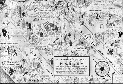 A Nightclub Map of Harlem