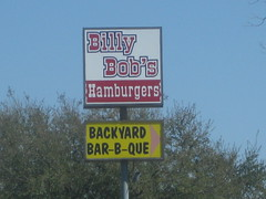 Billy Bob's Hamburgers