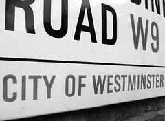 Westminster W9 London / Londres (NoirKitsun) Tags: uk inglaterra england blackandwhite bw london blackwhite unitedkingdom londres londra pretoebranco londen pw lontoo pretobranco aroundlondon londoners  londyn londontown londn       londona londr     londr