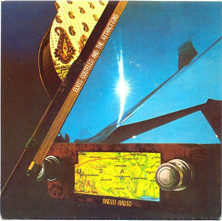 Front Cover, Radio Radio, Radar, 1978.