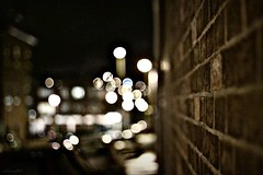 (andrewlee1967) Tags: uk england wall night dark 50mm lights bokeh britain streetlamps gb stalybridge ef50mmf18 andrewlee 50d niftyfifty tameside mywinners andrewlee1967 canon50d