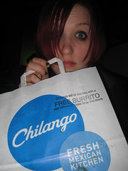 Warriorgrrl and Chilango Bag