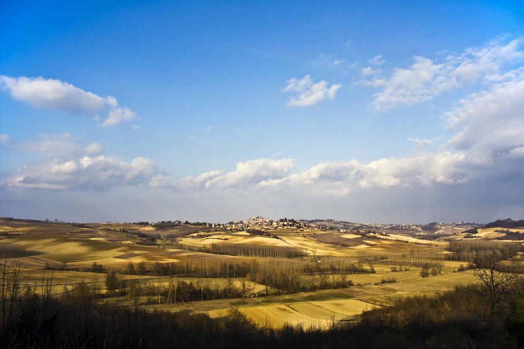 Monferrato view