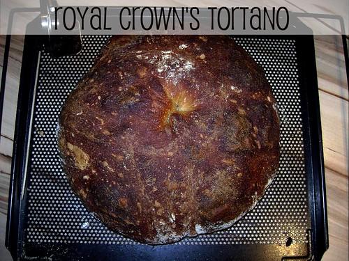 Royal Crown's Tortano (Bread Baking Babes)