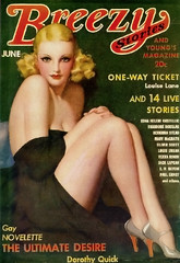 Barbie prototype by Bolles (bollesbiggestfan1) Tags: doll barbie retro pulp stories pinup breezy enoch bolles