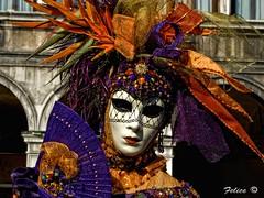 carnevale di Venezia (Felice Cirulli) Tags: carnival portrait mask carnevale venezia felice ritratto pierrot felixe maschere