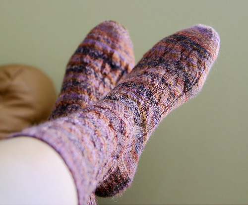 FO: Primrose Socks