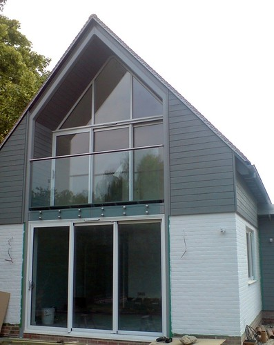 SPNY27: Folding Doors & Glazed Applications including Gabled Windows