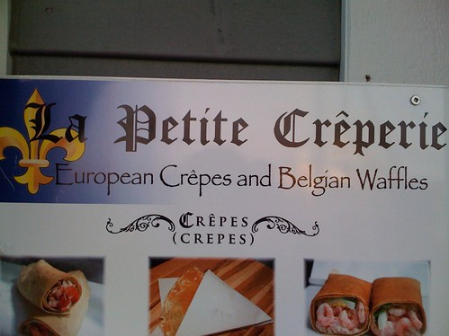 European Crepes and Papyrus Waffles